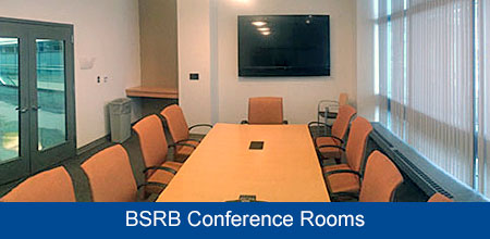 Biomedical Sciences Research Building conference room