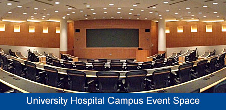 University Hospital Campus Event Space